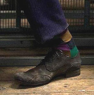 Custom Replicated Dark Knight Joker Shoes