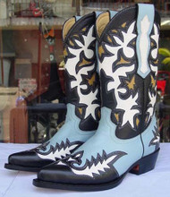 Cowboy Boots - Made to Your Measurements 3