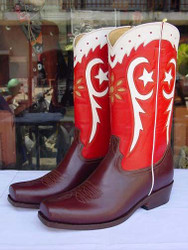 Cowboy Boots - Made to Your Measurements 12