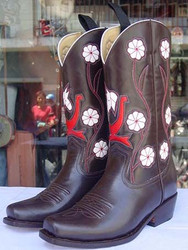 Cowboy Boots - Made to Your Measurements 13
