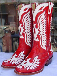 Cowboy Boots - Made to Your Measurements 14
