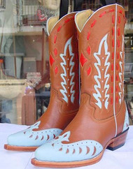 Cowboy Boots - Made to Your Measurements 16