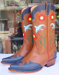 Cowboy Boots - Made to Your Measurements 17