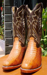 Hornback Crocodile Boots 2