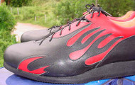 Leather Sneakers Tennis Shoes any size