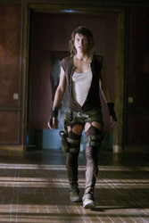 Resident Evil: Extinction Boots