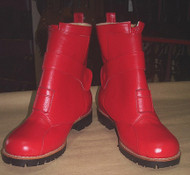 Star Wars RED CLONE BOOTS Size US 9 1/2D Euro 43