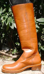 Campas Boots Made to Your Measurements
