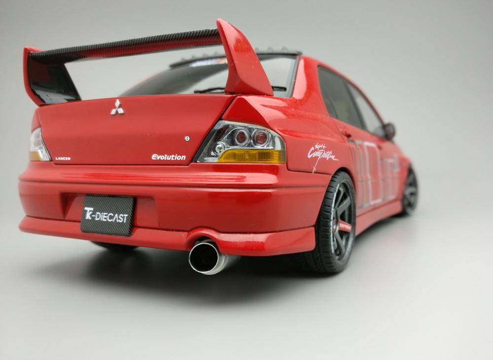 Mitsubishi Evo 7 / 8 / 9 Exhaust