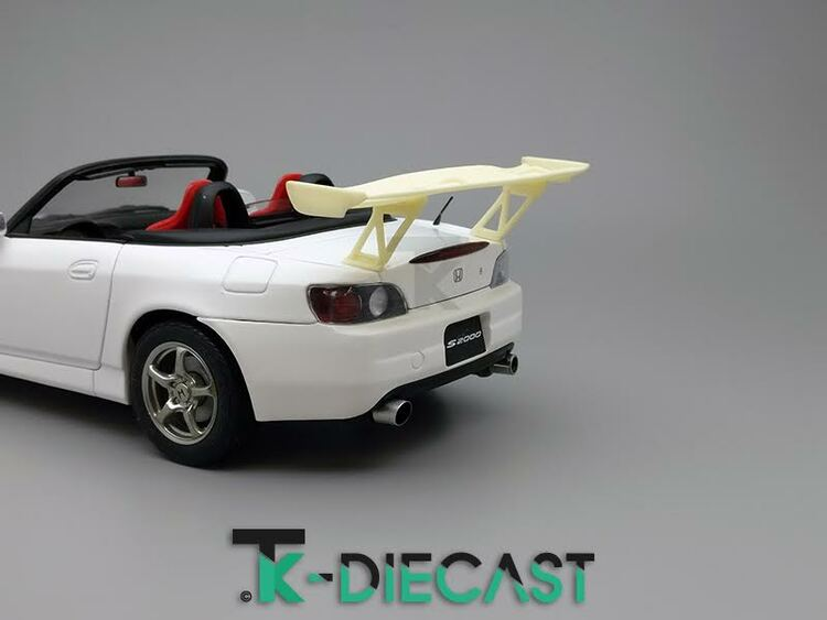 J's Racing Spoiler For Honda (S2000)