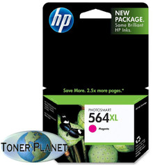 HP 564XL MAGENTA (CB324WN)