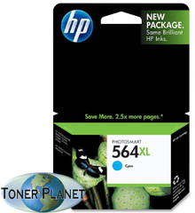 HP 564XL CYAN (CB323WN)