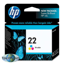 HP 22 Tri-color (C9352AN#140)