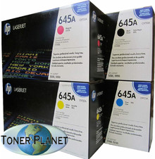 HP 5500/5550 Toner Set (645A)