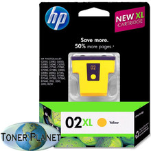 HP 02XL Yellow (C8732WN#140)