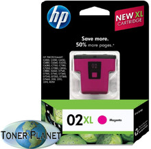 HP 02XL Magenta (C8731WN#140)