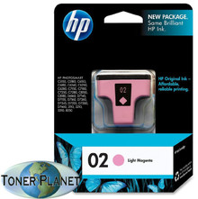 HP 02 Light Magenta (C8775WN#140)