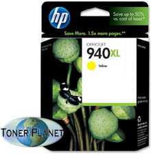 HP 940XL YELLOW (C4909AN)