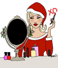 "Holiday Beauty ""lips"""