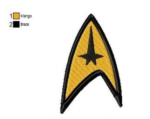 STAR TREK EMBROIDERY MACHINE DESIGNS