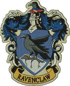 Ravenclaw Harry Potter Embroidery Designs Instant Download