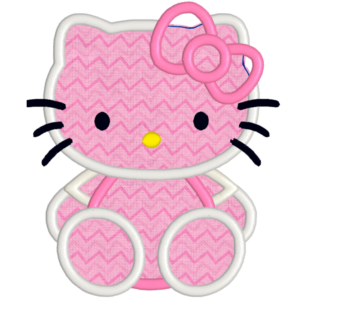 Hello kitty embroidery machine designs collection instant