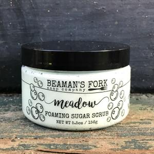 Meadow Foaming Sugar Scrub