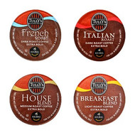 Tully's Coffee Coffeehouse Collection Extra Bold, 22 Count