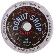 Coffee People The Original Donut Shop Coffee Blend K Cups, 24 Count