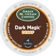 Green Mountain Dark Magic Decaf K Cups, 24 Count