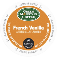 Green Mountain French Vanilla K Cups, 24 Count
