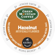 Green Mountain Hazelnut K Cups, 24 Count