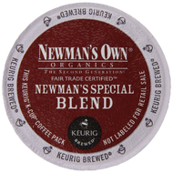 Newman's Own Special Blend K Cups, 24 Count