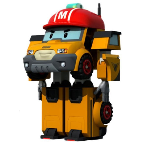Mark orange transform to pick up truck approx 11cm - Robot car polly ...
