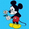 CUTE SET 24 MICKEY MOUSE DISNEY EMBROIDERY MACHINE DESIGNS INSTANT DOWNLOAD