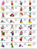 LARGEST SET DISNEY PRINCESS 175++ EMBROIDERY MACHINE DESIGNS INSTANT DOWNLOAD