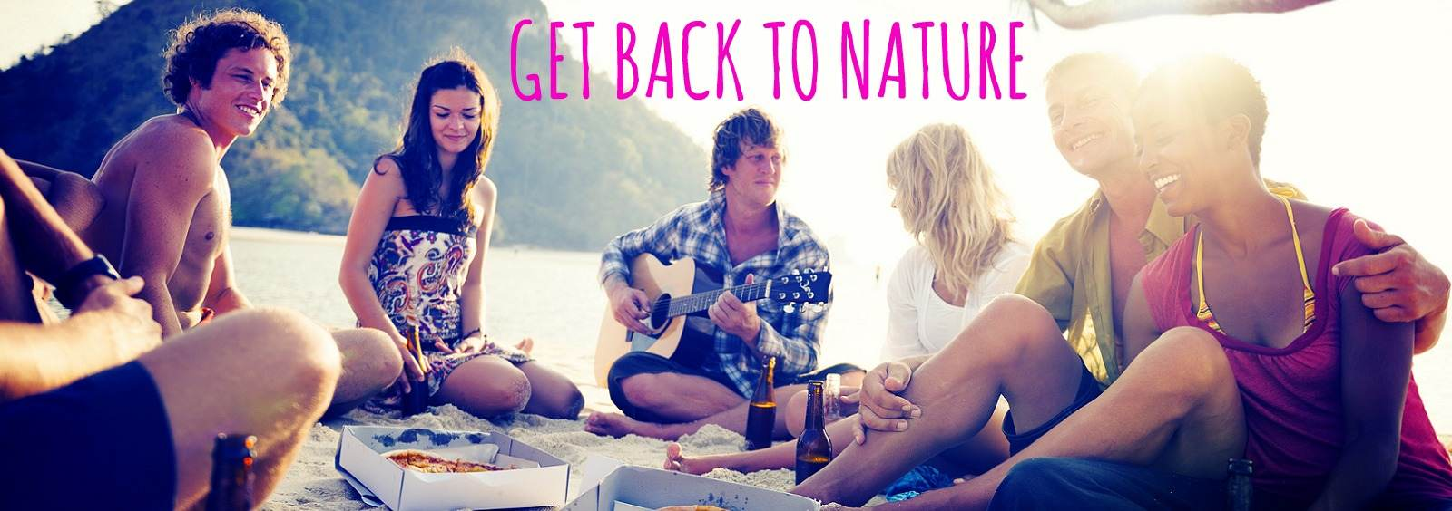 Celebrate with natural products.