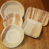 Disposable Bamboo Plates & Bamboo Plates | Disposable | Eco Friendly | Eco Party Box