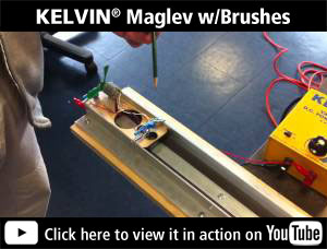 KELVIN® Maglev with Side Brushes