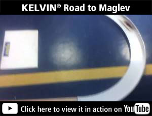 KELVIN® Road to Maglev Oval Track