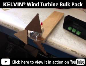 KELVIN® Wind Turbine