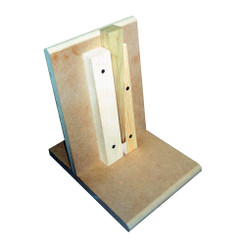 KELVIN® Kel-Air™ No CO2 Dragster Drill Jig for 7-1/2 in. L blanks