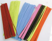 Pipe Cleaners - Brown