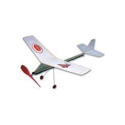 Cloud Buster Model Plane