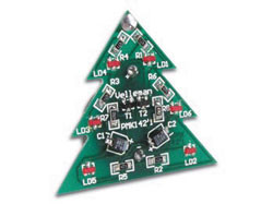 Mini SMD X-Mas Tree