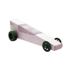 KELVIN® Motor-Powered Dragster Kit