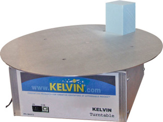 KELVIN® Turntable with Stepper Motor
