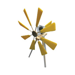 KELVIN® Eco-Power Wind Turbine Gearbox with Stand
