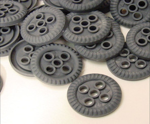 KELVIN® Kre8® Wheels Bulk Pack, 1.10 in.