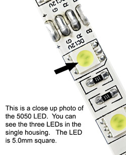 5050 LED Lights